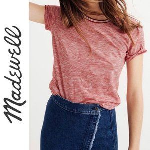 Madewell Whisper Cotton Ringer Tee